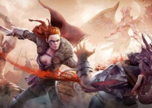 Asgard's Wrath gameplay