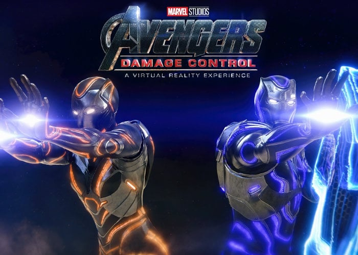 Avengers: Damage Control VR Experience