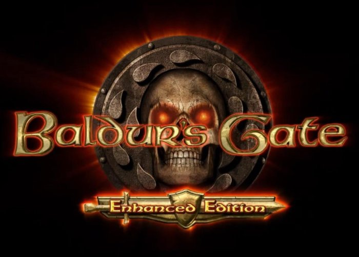Baldur's Gate Switch