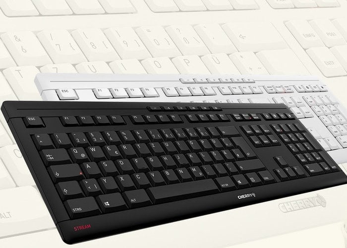 Cherry STREAM Keyboard launches