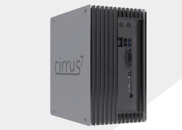 Cirrus7 Incus A300 Mini-STX desktop