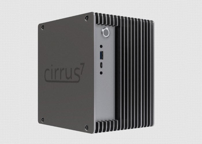 Cirrus7 mini PC