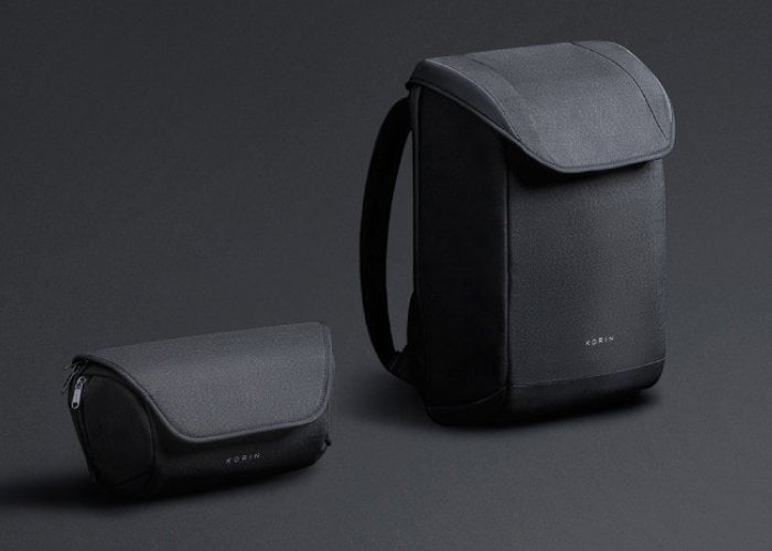 ClickPack X Antitheft backpack