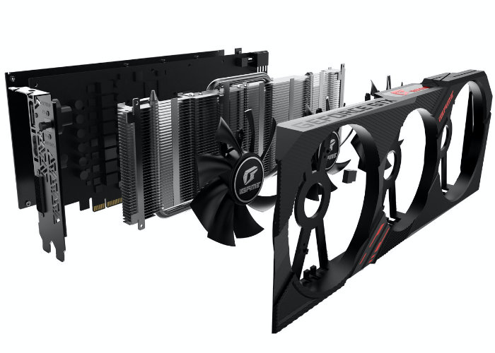 Colorful 16-series SUPER graphics cards