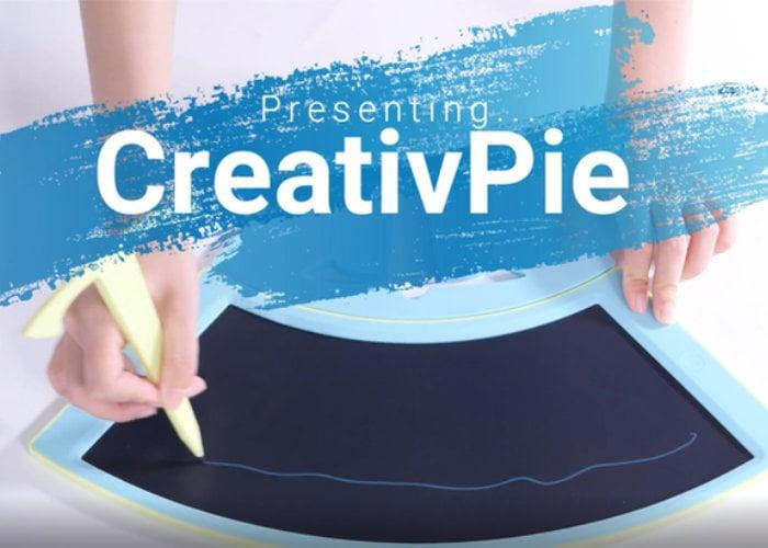 CreativPie erasable creative board