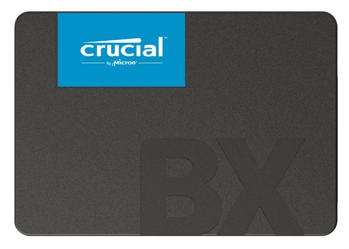 Crucial 2 TB BX500 Series SATA SSD
