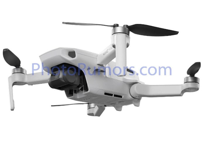 DJI Mavic Mini photos leaked