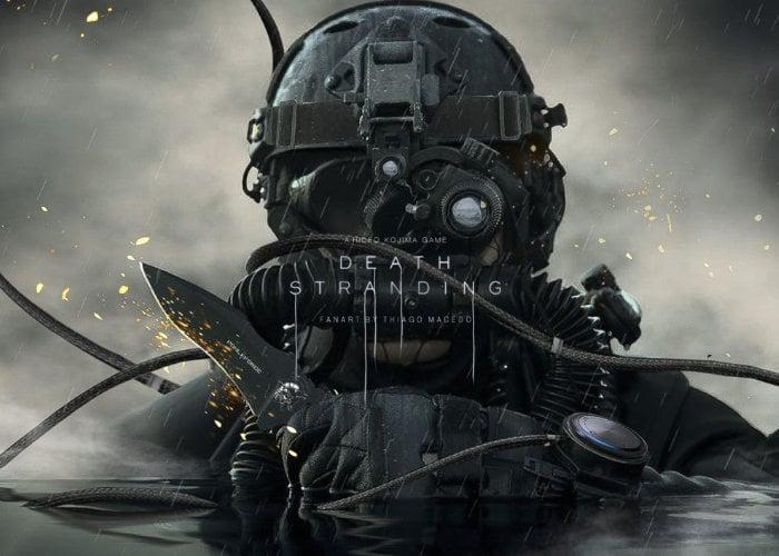 Death Stranding game