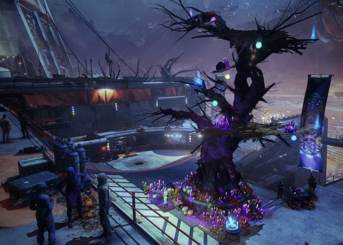 Destiny 2 Halloween event