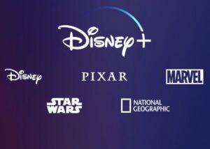 Disney+ content