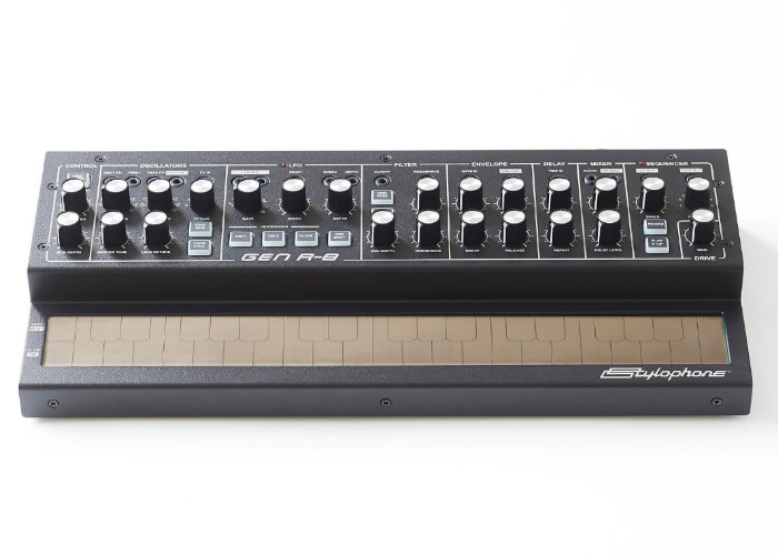 Dubreq Stylophone Gen R-8 synthesizer