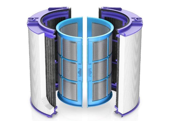 Dyson Cryptomic air purifier