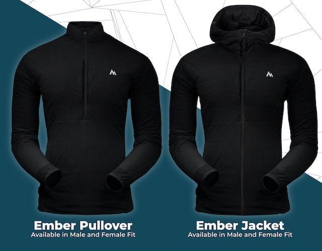 Ember heated jacket