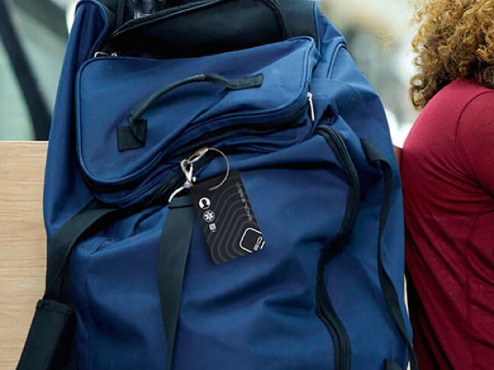 EndlessID Smart Luggage & Backpack Tag