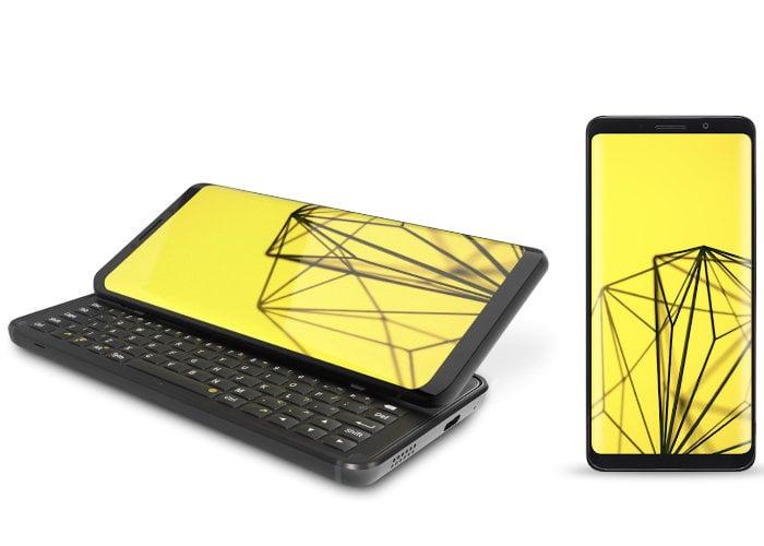 F(x)tec Pro1 smartphone