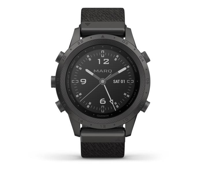 Garmin MARQ Commander smartwatch revealed