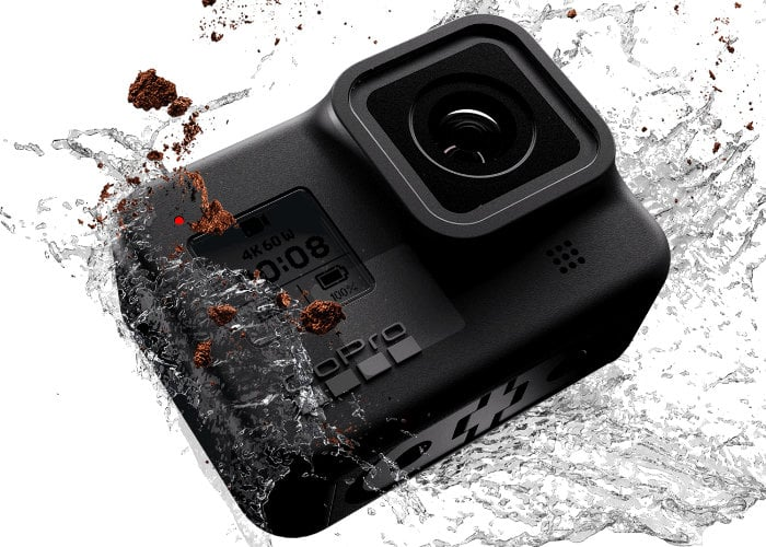 GoPro Hero 8 Black camera