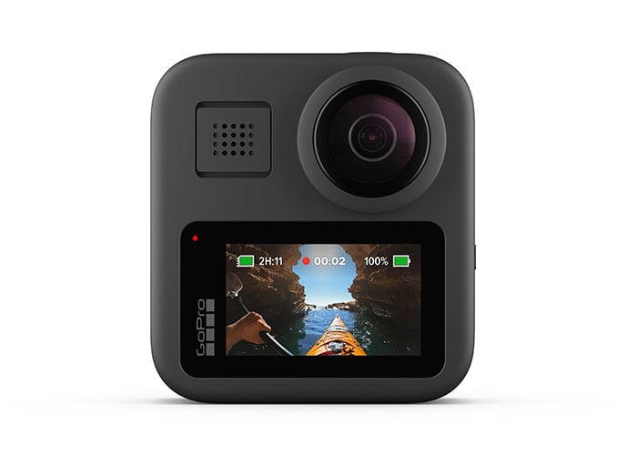 GoPro MAX 360 degree camera