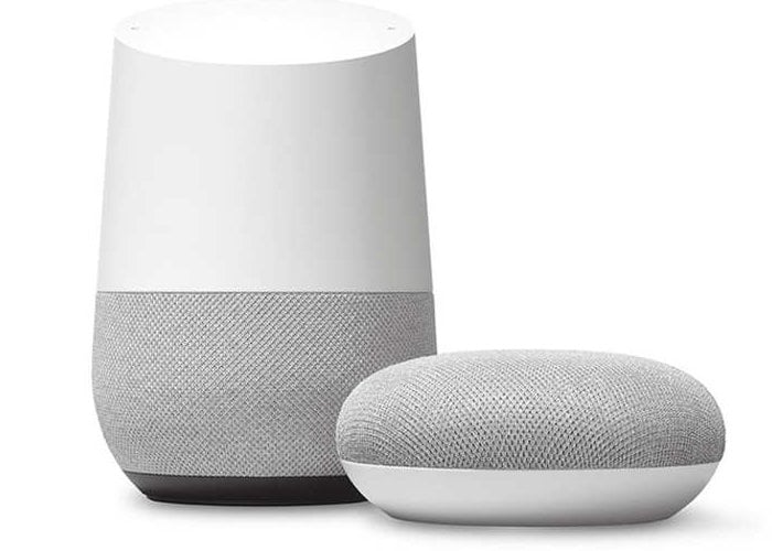 Google Home and Home Mini now support stereo pairing