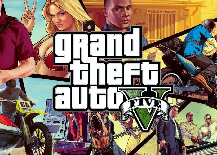 Grand Theft Auto V VR