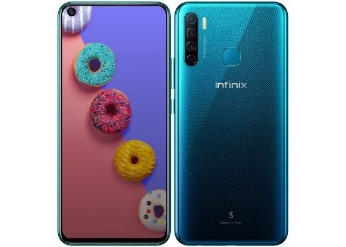 Infinix S5 smartphone gets official