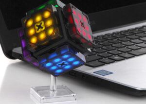 Intelligent Robot Cube