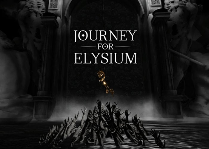 Journey For Elysium launches October 31st