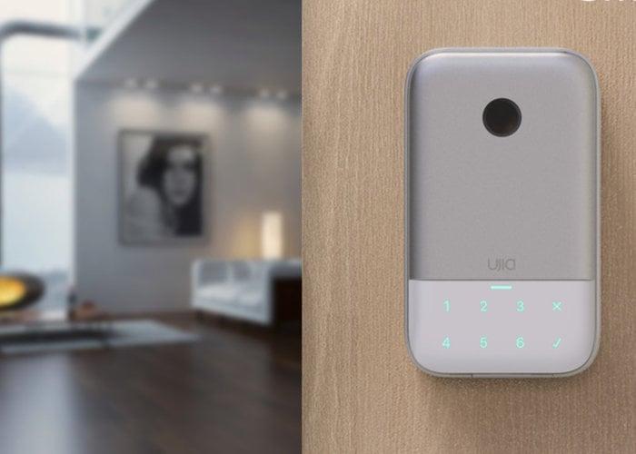 K1 biometeric, app controlled smart key safe