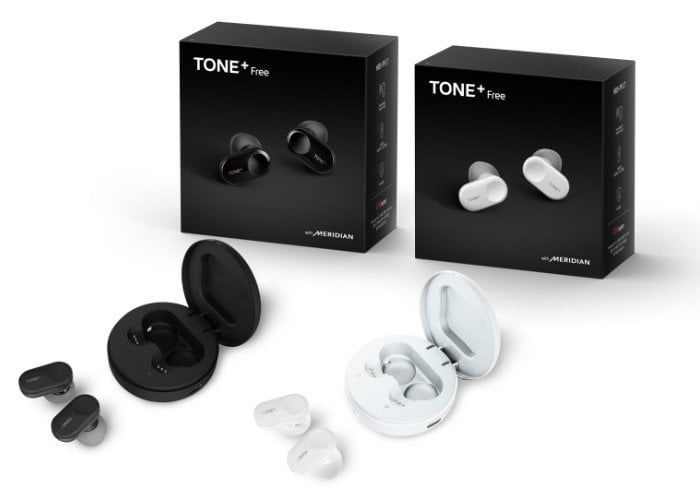 LG Tone+ Free earbuds