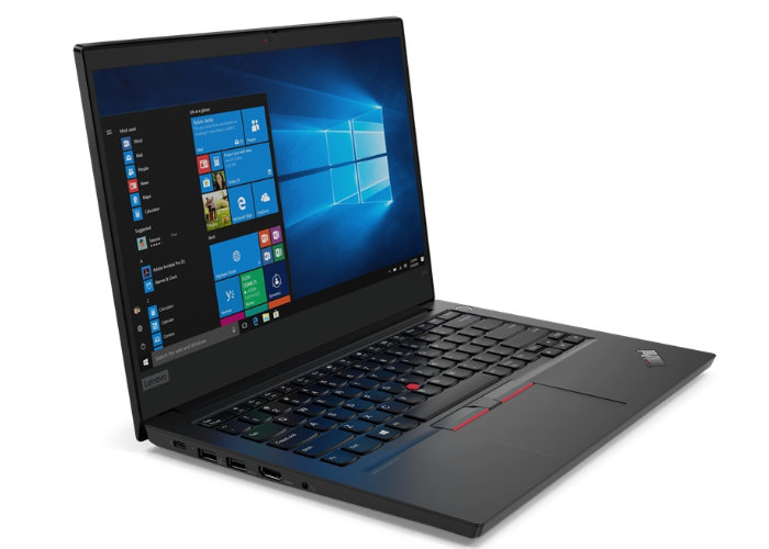 Flipboard: Lenovo ThinkPad E14 laptop equipped with Comet