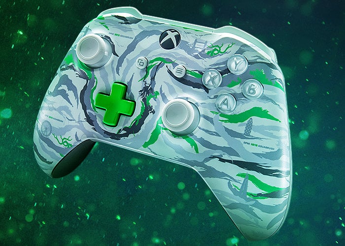 Limited-edition Xbox wireless controller