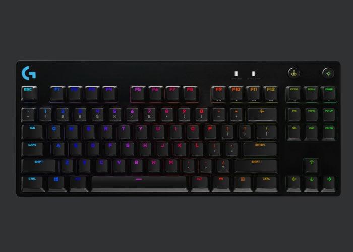 Logitech Unveils PRO X Modular Gaming Keyboard
