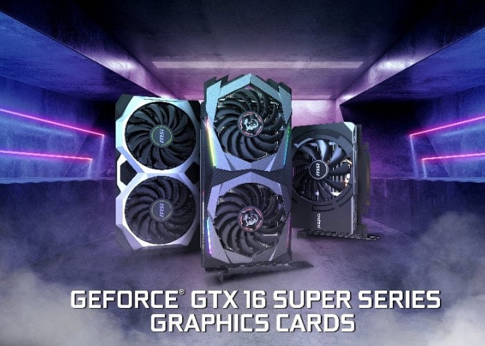Turning graphics cards