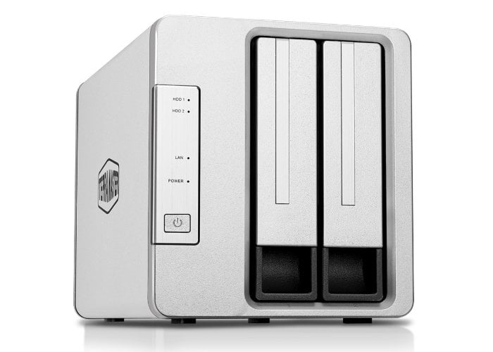 Terra Master 2-bay NAS network storage $150