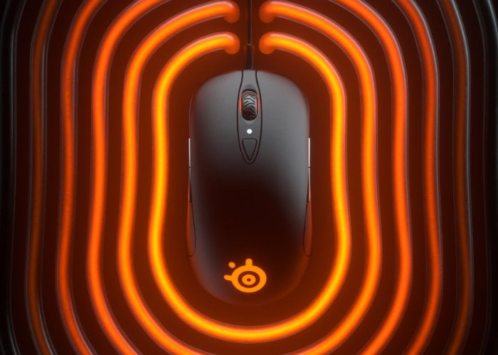 New SteelSeries Sensei Ten gaming mouse