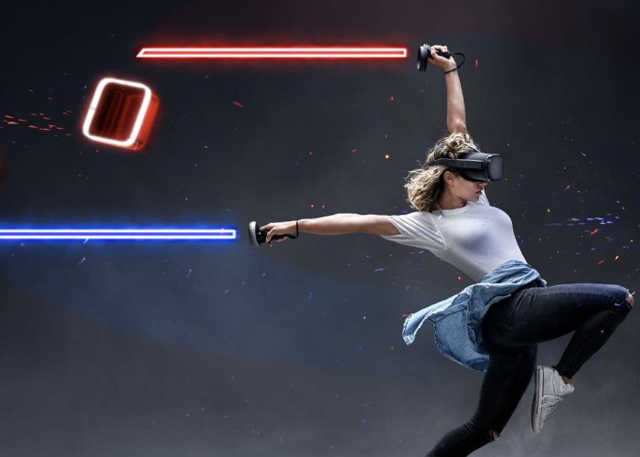 Oculus Quest firmware update