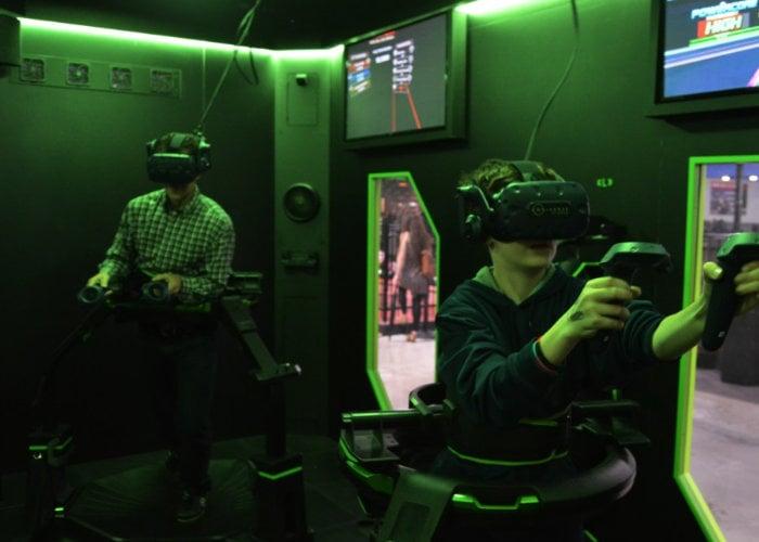 Omni Arena VR Esports