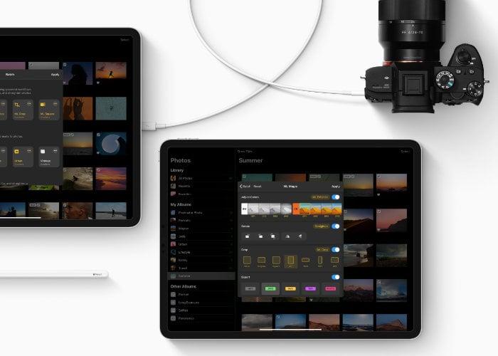 Pixelmator Photo app
