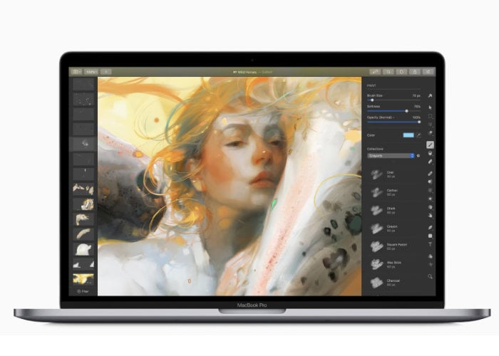 Pixelmator Pro Mac photo editing app