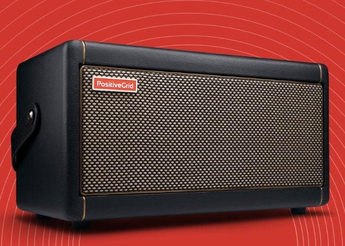 Positive Grid Spark amplifier