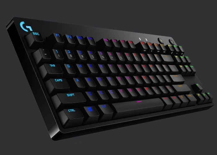 Pro X Mechanical Gaming Keyboard