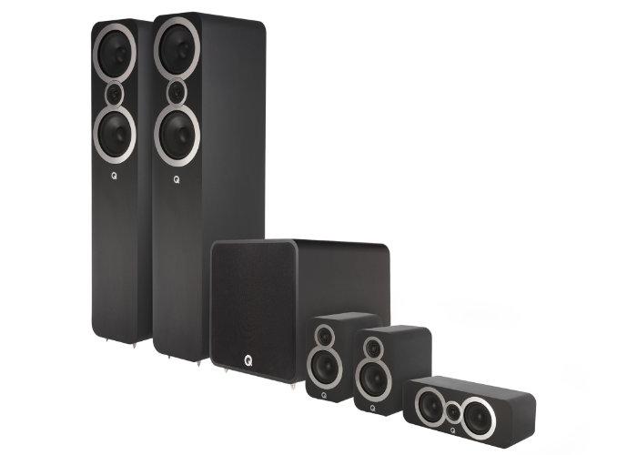 Q Acoustics Q B12 subwoofer