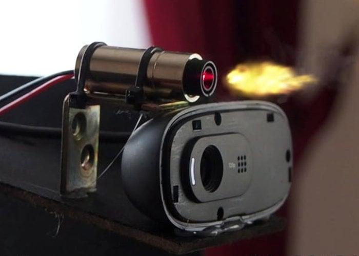 Raspberry Pi motion tracking autonomous sentry gun