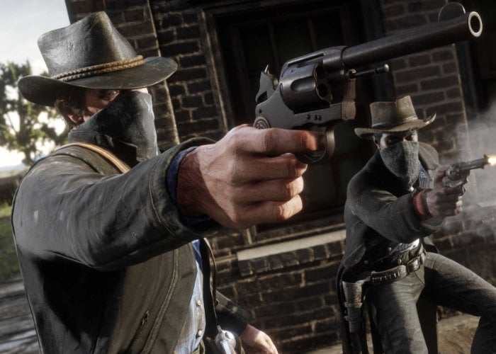 Red Dead Redemption 2 PC recommended specifications