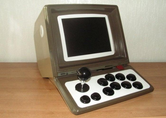 Awesome Raspberry Pi retro bartop arcade