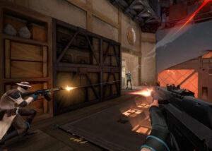 Riot Tactical FPS