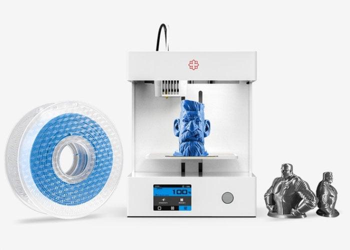 Rose Go 3D printer