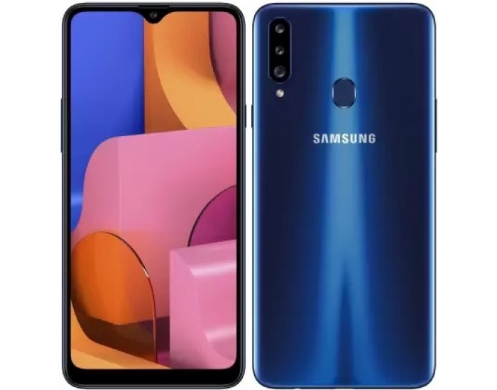 Samsung Galaxy A20s smartphone launched in India