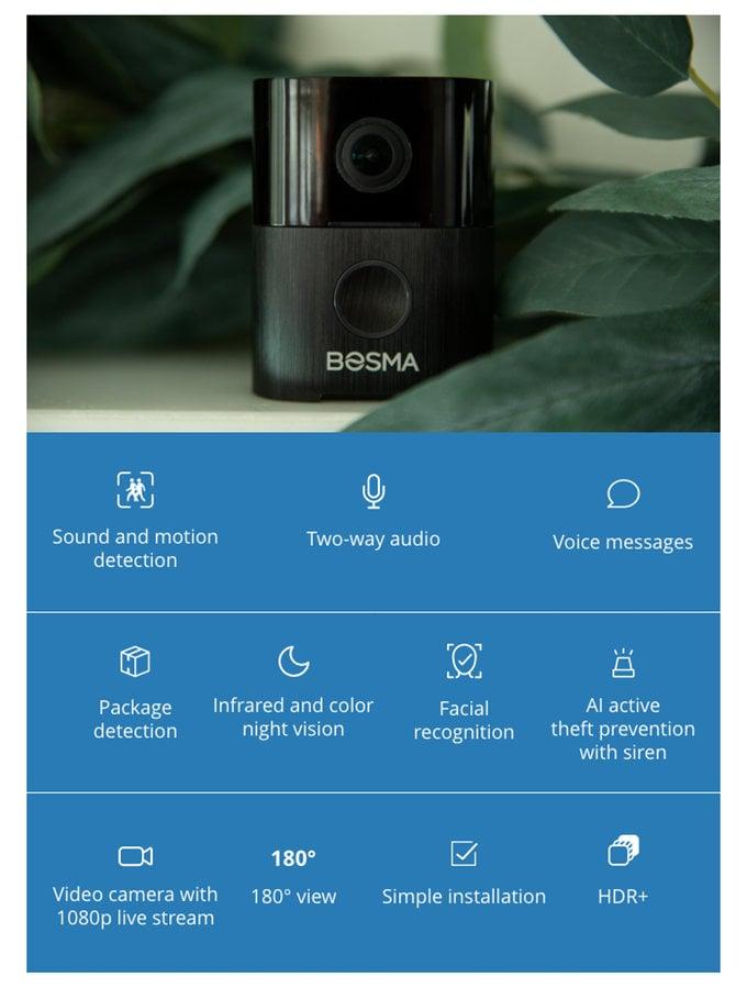 Sentry Video doorbell