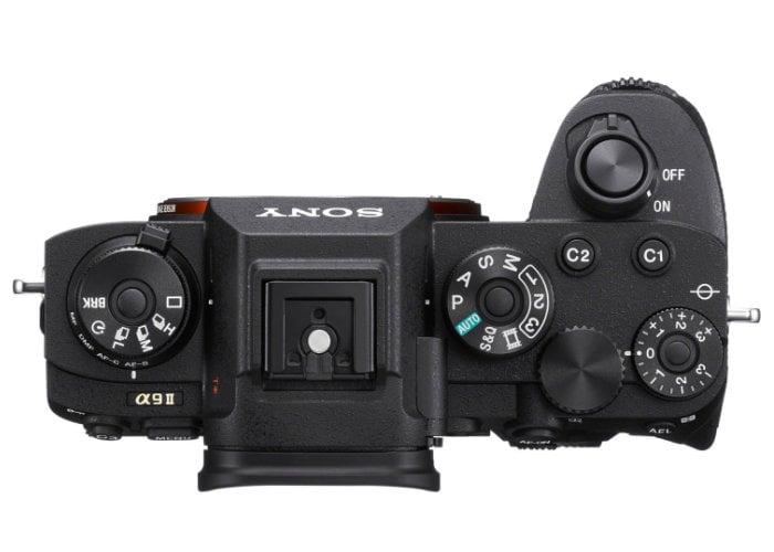 Sony A9 II mirrorless camera